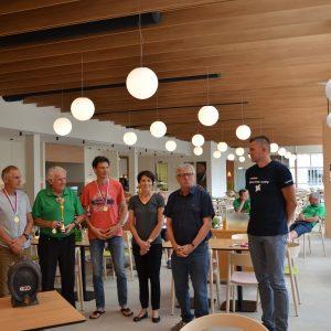Izvedeno 17. državno prvenstvo obrtnikov in podjetnikov v golfu-SAMSUNG OPEN